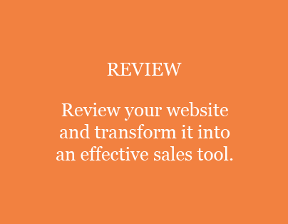 Not getting the sales you want from your website?
