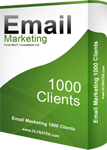 Email marketing 1000 emails