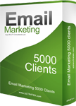 Email marketing 5000 emails