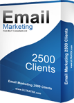 email marketing 2500 monthly emails