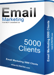 email marketing 5000 monthly emails